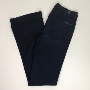 7 For All Mankind B Air Slim Trouser Flare Jeans